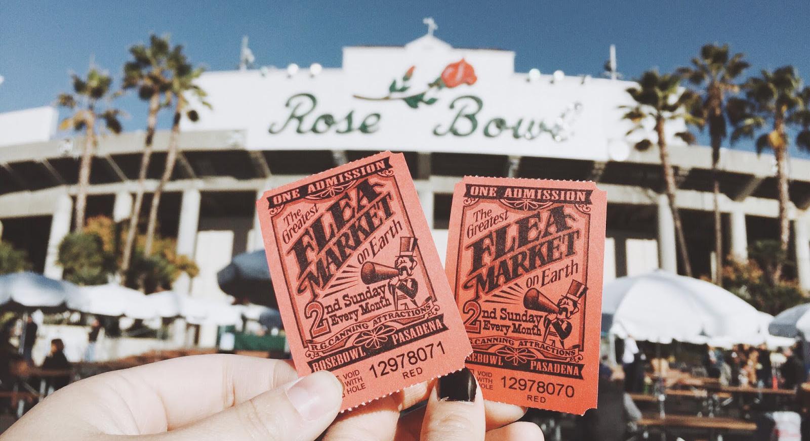 Home Rose Bowl Stadium